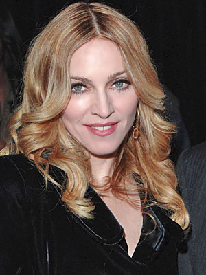 A PICTURE OF MADONNA