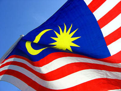 china flag icon. malaysia flag icon