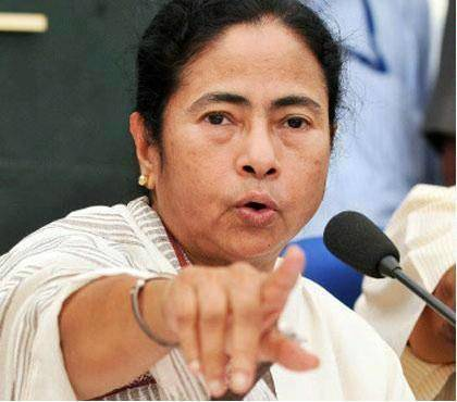 New Delhi, Dec 11 : There is an anti-Congress wave in the country, West Bengal Chief Minister Mamata Banerjee said Wednesday after the party was routed in ... - mamata-banerjee_8