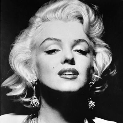famous pictures marilyn monroe
