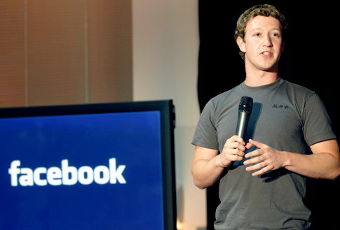 Zuckerberg begins road show for Facebook IPO