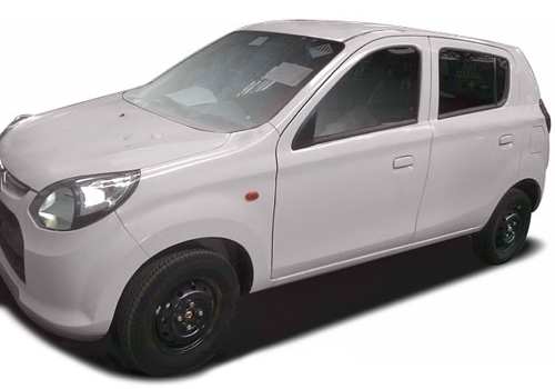 Maruti Suzuki to launch Alto 800 before Diwali