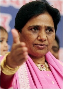 Supreme Court adjourns hearing of Mayawati disproportionate assets case for six weeks