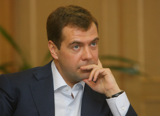 Medvedev to visit Switzerland on official trip