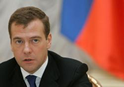 Medvedev fires Moscow police chief after policeman's shooting spree
