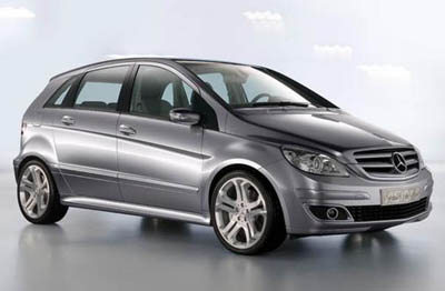 Facelift for mercedes b class fuel cell set for 2010 for What s the cheapest mercedes benz