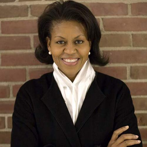 famous woman world michelle obama presidents wife