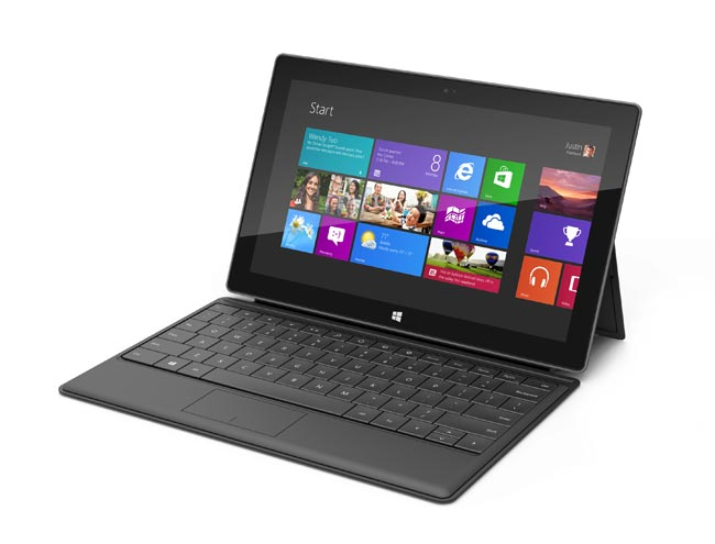 Surface tablet may be Wi-Fi only, report