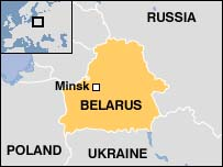 Tower collapses in Belarusian castle-prison
