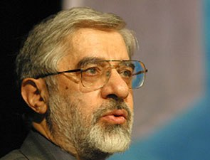 Sanctions would just hit the people, says Iran's opposition leader