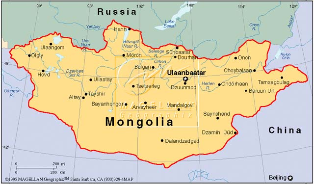 TIL Mongolia 39 s navy consists of a tugboat manned by 7 people only one of