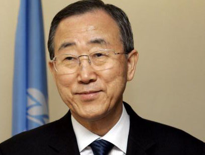 UN chief joins chorus for Israel to pursue two-state solution