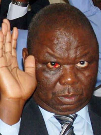 Tsvangirai ministers boycott Zimbabwe cabinet in row with Mugabe
