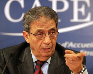 Amr Moussa | TopNews