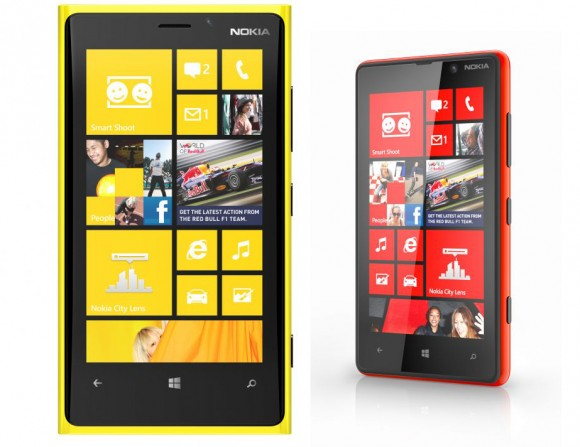 Nokia's new Windows 8 handsets generate positive buzz from tech press and blogs