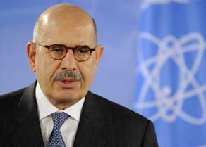 Israel's nukes most serious threat to Middle East: ElBaradei