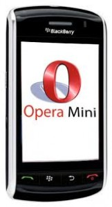 Opera launches browser on BlackBerry App World