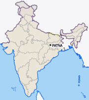 Patna slum kids rally demanding better educational facilities