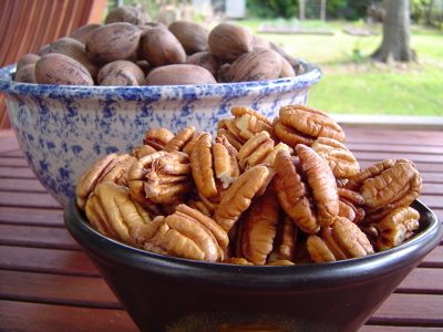 Antioxidants in pecans may contribute to heart health and disease prevention