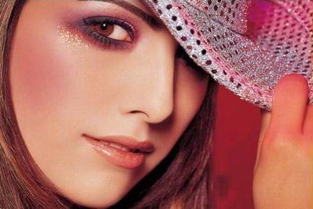 make up p!nk