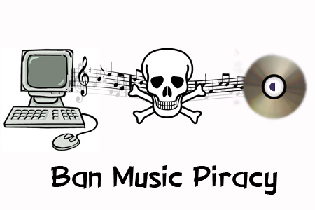 Music piracy thesis