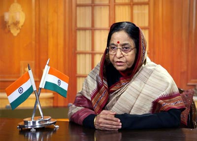 Pratiba Patil