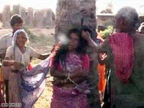 Family killed in India for allegedly practicing witchcraft