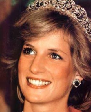 biography of princess diana accomplishments