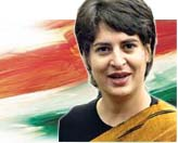 Left needs to move forward from its regressive anti-development policies: Priyanka Vadra