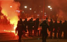 Woman suffocates to death in Moldova protest fire