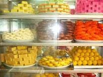 Punjab Traditional sweets and namkeen