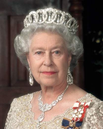Queen Elizabeth II · United Kingdom. UK queen is