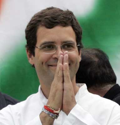 Rahul Gandhi wants politics of peace, love, development