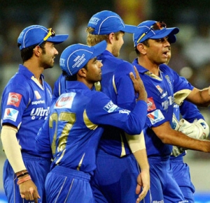 Royals win in Super Over with more boundaries