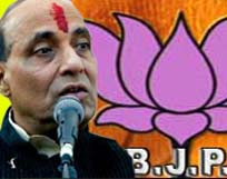RLD –BJP alliance will counter SP-BSP politics in UP: Rajnath Singh