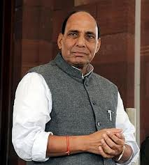 Shinde needs to understand he is Home Minister of India: Rajnath