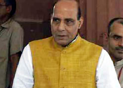 NDA will form next government, no untouchables in politics: Rajnath Singh