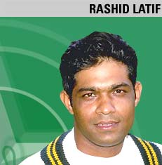 Latif admits claiming drop ball as clean catch against Bangladesh