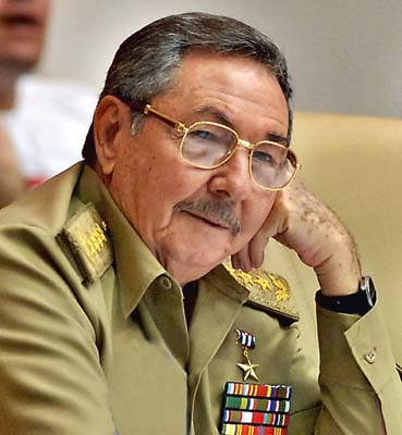 "Raul Castro calls Obama ""a good man,"" wishes him luck"
