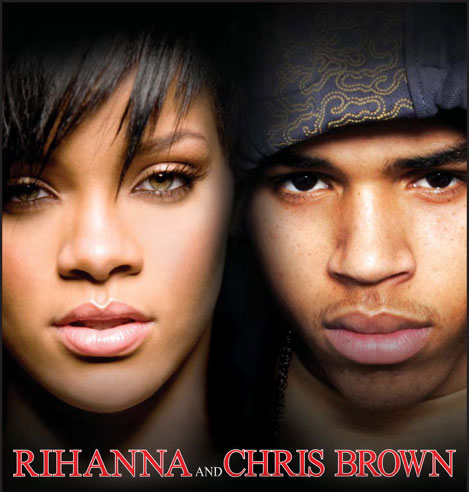 chris brown and rihanna. However, neither Chris nor