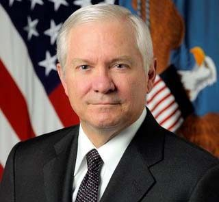 What your character looks like Robert-gates