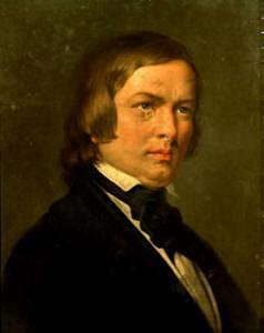 robert schumann Komposer Sepanjang Masa