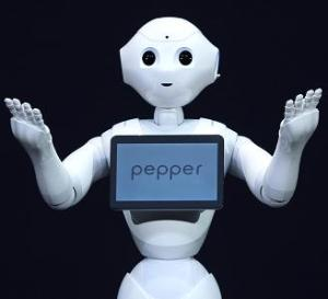 Human-like robot 'Pepper' can analyze gestures, expressions and voice tones