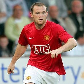 Кралскиот Тим Реал Мадрид Го Бара Вејн Руни Rooney