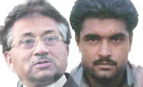 President Musharraf rejects clemency to Sarabjit Singh
