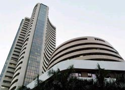 Sensex Drops Nearly 100 Points Leaving Traders Worried