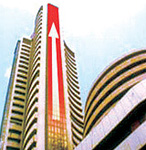 Sensex ends on flat note; BSE gains 26 pts while Nifty losses 0.95 pts