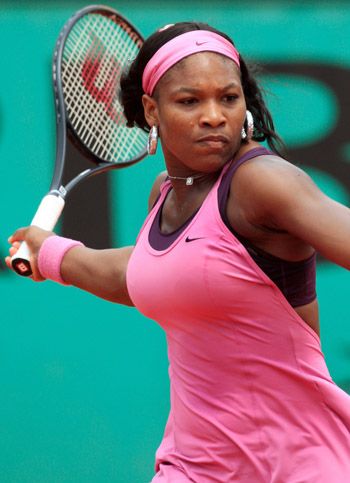 Serena Williams teams up with