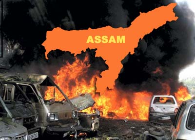 Residents anguish over bomb blast incidents in Assam