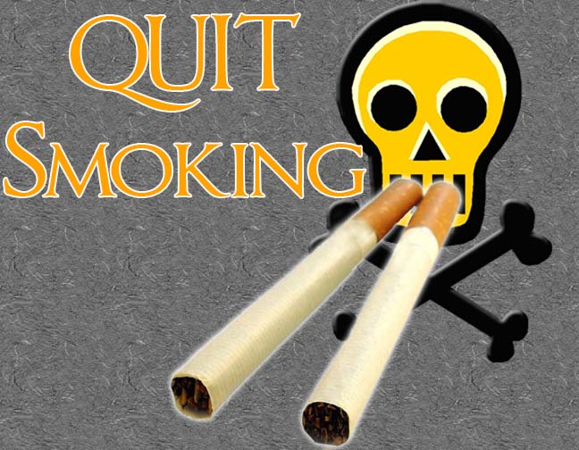 Speech on quit smoking